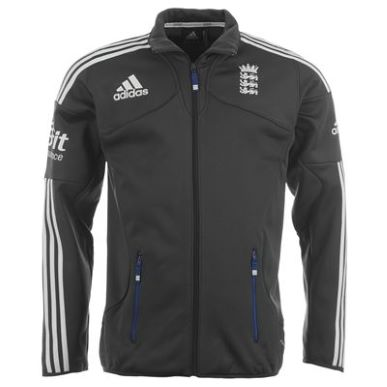 Купить adidas England Cricket Fleece Jacket Mens  за рублей