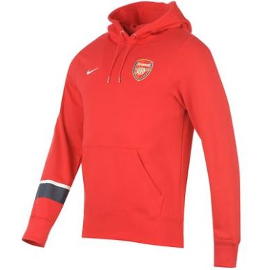 Купить Nike Arsenal Hoody Mens 2700.00 за рублей