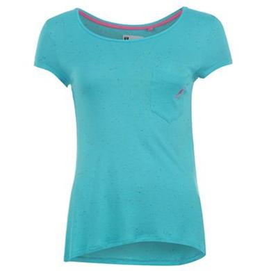 Купить Kangol Slubby Marl T Shirt Ladies  за рублей