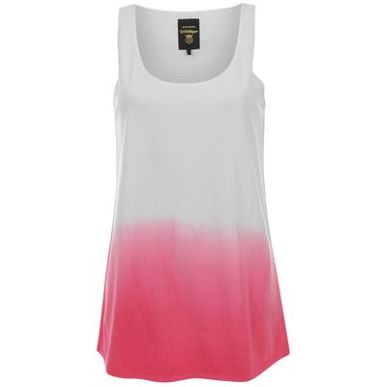 Купить Golddigga Dip Dye Vest Ladies  за рублей