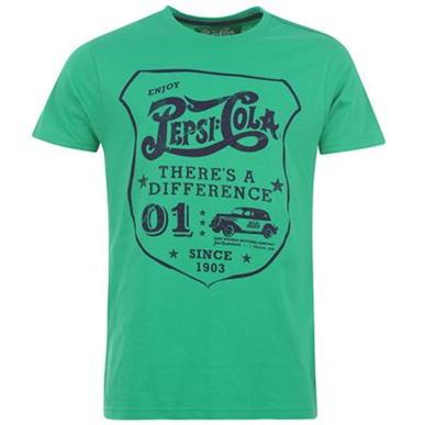 Купить Pepsi Vintage Print T Shirt Mens  за рублей