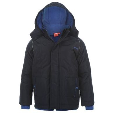 Купить Slazenger Padded Jacket Infants Boys  за рублей