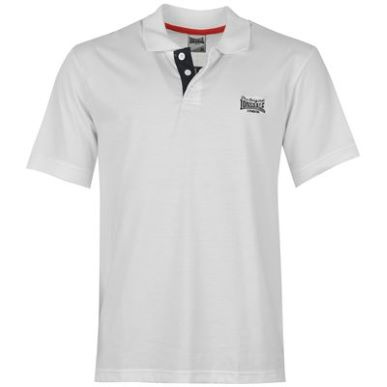 Купить Lonsdale Jersey Polo Shirt Mens  за рублей