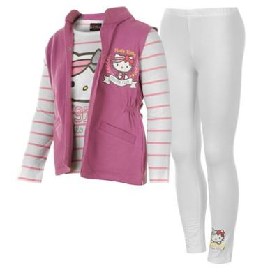 Купить Hello Kitty Kitty 3 Piece Gilet Infant Girls  за рублей