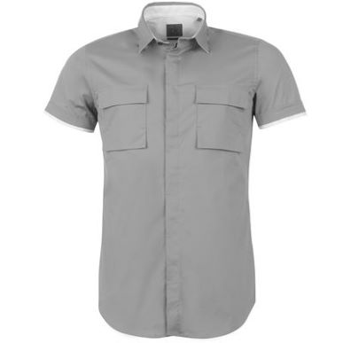 Купить Calvin Klein Klein 2 Pocket Short Sleeved Shirt Mens  за рублей