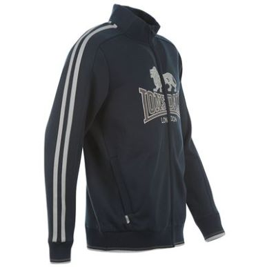 Купить Lonsdale 2 Stripe Large Logo Zip Through Top Mens 2050.00 за рублей