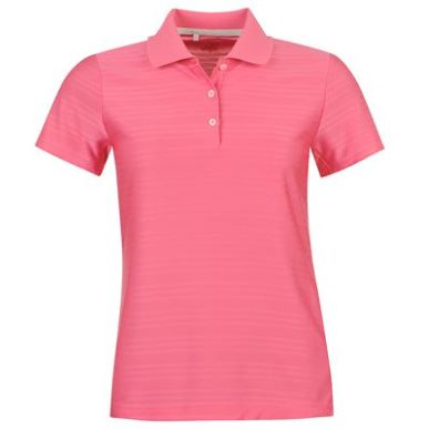 Купить adidas Text Golf Polo Shirt Ladies  за рублей