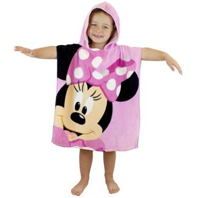 Купить Disney Hooded Poncho Infants  за рублей