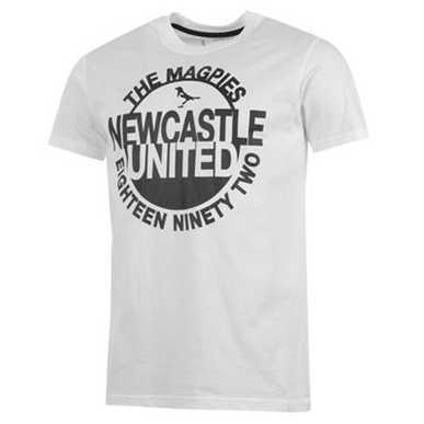 Купить NUFC Magpie Graphic T Shirt Mens 2050.00 за рублей
