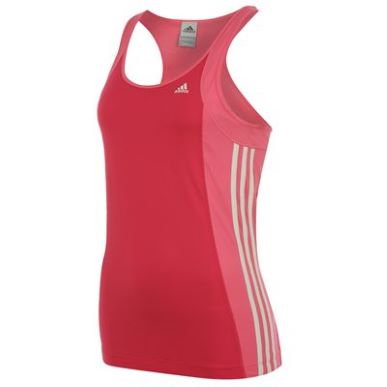 Купить adidas Essentials 3 Stripe Multifunctional Tank Top Ladies 2150.00 за рублей