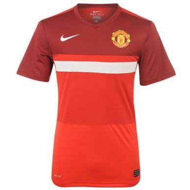 Купить Nike Manchester United Pre Match Top  за рублей