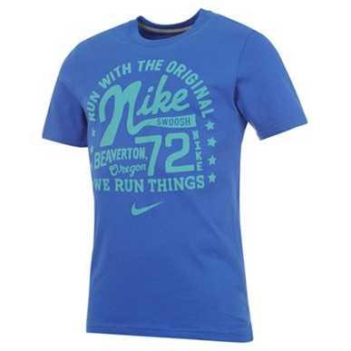 Купить Nike Hand Script T Shirt Mens 2000.00 за рублей