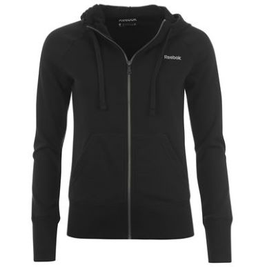 Купить Reebok Full Zip Hooded Top Ladies 2700.00 за рублей