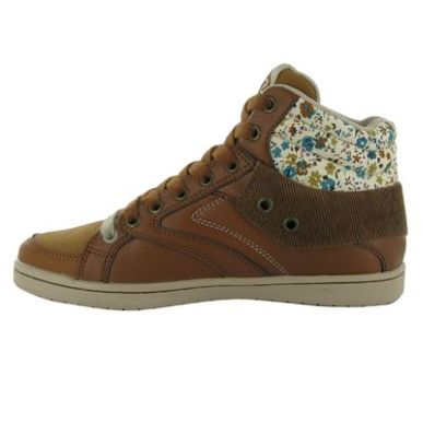 Купить Dunlop Floral Fold Ladies Hi Tops 2300.00 за рублей