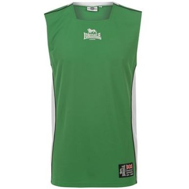 Купить Lonsdale Basketball Jersey Mens  за рублей