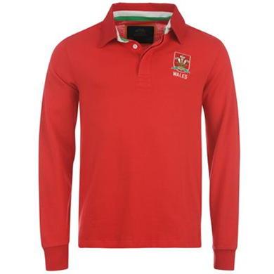 Купить Sondico Rugby Long Sleeved Classic Polo Shirt Mens  за рублей