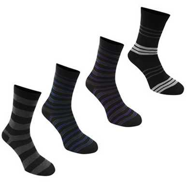 Купить Propeller 4 Pack Stripe Socks Mens  за рублей