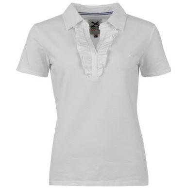 Купить Kangol Frill Polo Shirt Ladies  за рублей