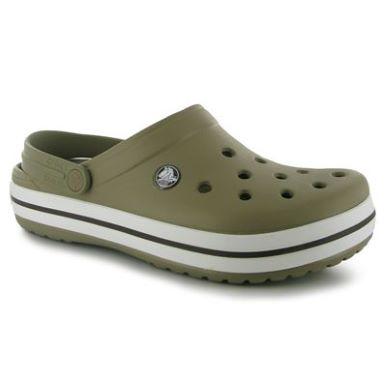 Купить Crocs Crocband Mens Sandals  за рублей