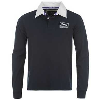 Купить Sondico Rugby Long Sleeved Classic Polo Shirt Mens  за рублей