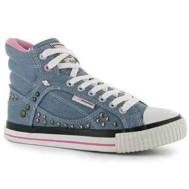 Купить British Knights Atoll 2Zero Stud Ladies Skate Shoes  за рублей