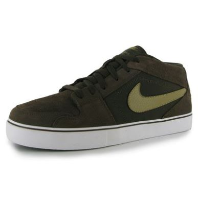 Купить Nike Ruckus Mid LR Skate Shoes Mens  за рублей