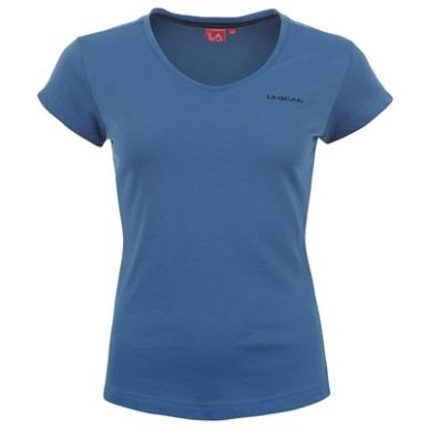 Купить LA Gear V Neck T Shirt Ladies  за рублей