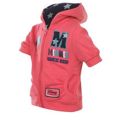 Купить Disney Short Sleeved Zip Hoody Infant Girls 1600.00 за рублей