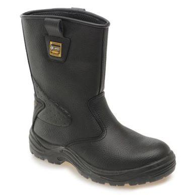 Купить Dunlop Rigger Safety Boots Mens  за рублей