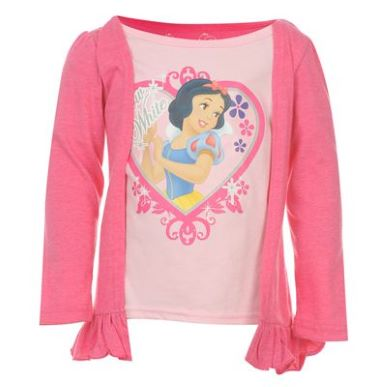 Купить Disney Princess Mock Cardigan Infant Girls  за рублей