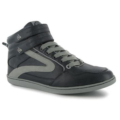 Купить Dunlop Two Strap Ladies Hi Top Trainers  за рублей