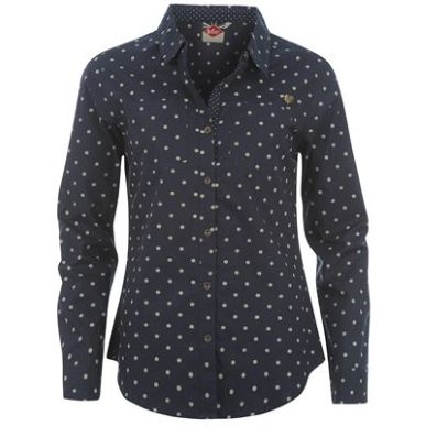Купить Lee Cooper Floral Shirt Ladies  за рублей