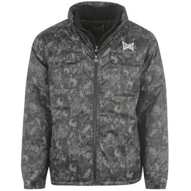 Купить Tapout Printed Padded Jacket Mens  за рублей