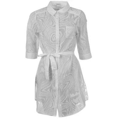 Купить Calvin Klein Burnout Dress Ladies  за рублей