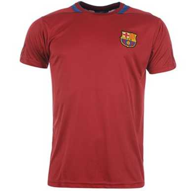 Купить Source Lab Lab FC Barcelona Poly T Shirt Mens  за рублей