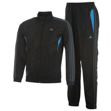 Купить adidas 3 Stripe Basic Tracksuit Mens  за рублей