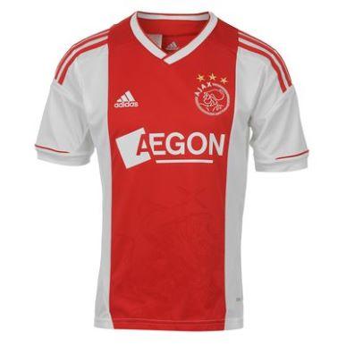 Купить adidas Ajax Home Shirt 2012 2013 Junior  за рублей