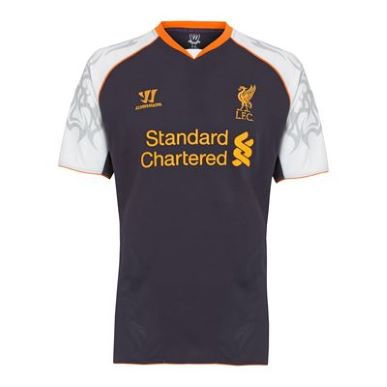 Купить Warrior Liverpool Third Shirt 2012 2013 2200.00 за рублей