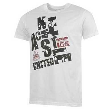 Купить NUFC Toon Graphic T Shirt Mens 2050.00 за рублей