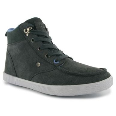 Купить Dunlop Clash Hi Top Ladies Trainers  за рублей