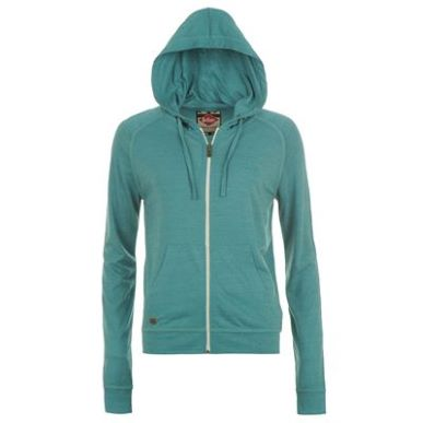 Купить Lee Cooper Lightweight Nep Zipped Hoody Ladies  за рублей