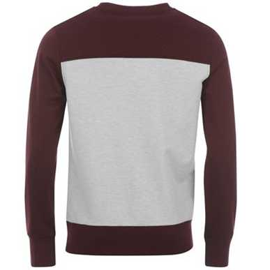 Купить Firetrap Panel Crew Neck Sweatshirt Mens 2200.00 за рублей