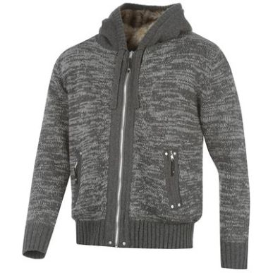 Купить Airwalk Fur Lined Full Zip Knit Hoody Mens 2350.00 за рублей