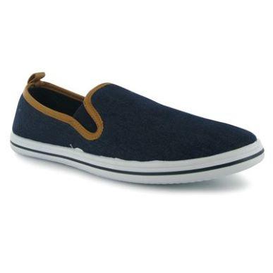 Купить Propeller Kung Fu Mens Denim Canvas Shoes  за рублей
