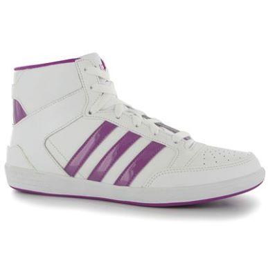 Купить adidas Neo Hoop Mid Ladies Trainers  за рублей