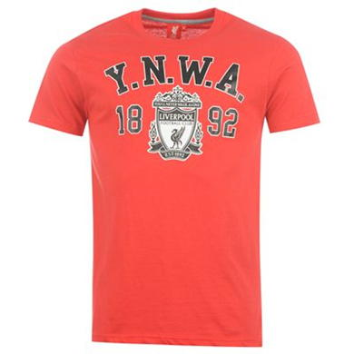 Купить Source Lab Liverpool YNWA T Shirt Mens 1750.00 за рублей