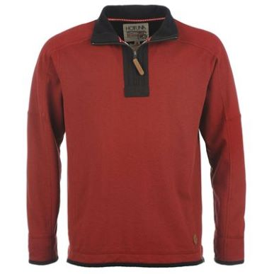 Купить Hot Tuna Quarter Zip Funnel Top Mens  за рублей