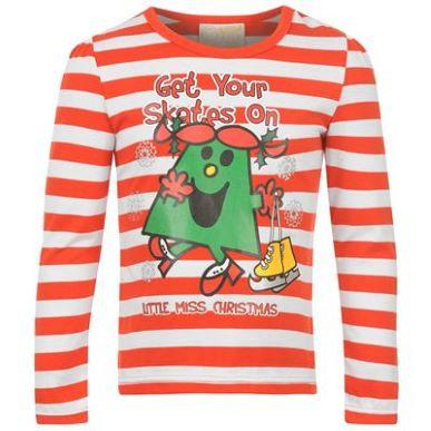 Купить Little Miss Long Sleeve T Shirt Infants  за рублей