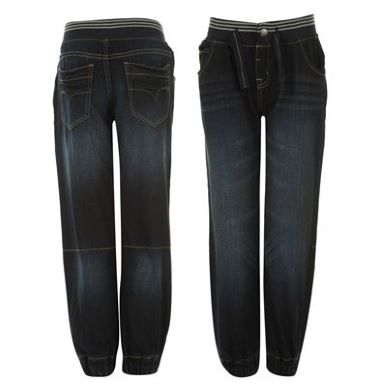 Купить Lee Cooper Stripe Jog Jeans Junior  за рублей