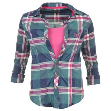 Купить Lee Cooper Mock Vest Shirt Ladies  за рублей